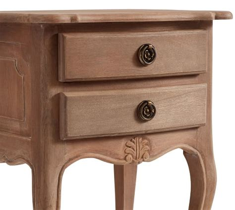 pottery barn bedside ls claremont nightstand pottery barn