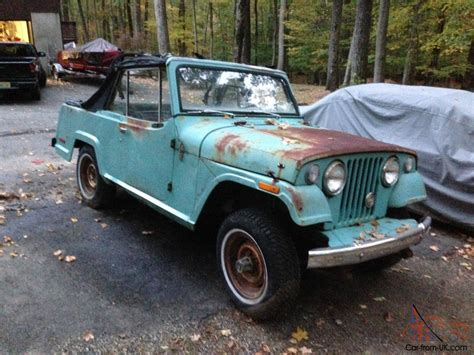 Jeep Commando For Sale Jeep Commando Convertible