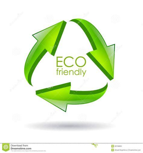 eco friendly eco friendly symbol stock photos image 28758863