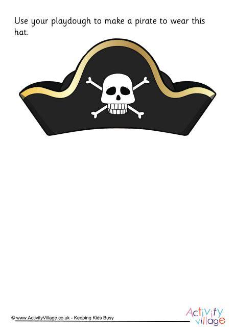 printable pirate playdough mats pirate playdough mat
