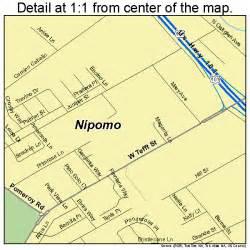 nipomo california map 0651476