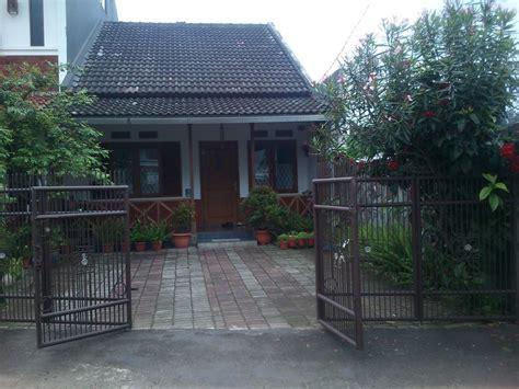 Jual Alarm Rumah Di Bandung rumah dijual jual rumah di bandung utara sarijadi baru