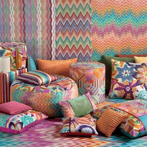 missoni home collection summer 2013 decoholic