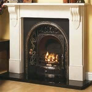 Edwardian Fireplaces For Sale by Belfast Cast Iron Fireplace Insert Edwardian Fireplaces