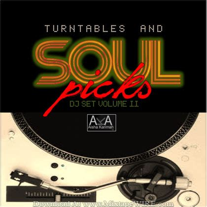 Karimah Set aisha karimah turntables and soul picks mixtape dj set