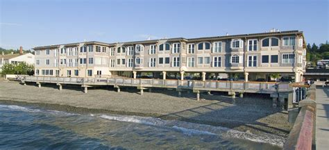Lake Front Home Plans Mukilteo Hotels Silver Cloud Inn Mukilteo Everett