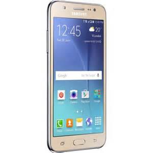 Samsung J5 Samsung Galaxy J5 Gold Sm J500fg Expansys Danmark