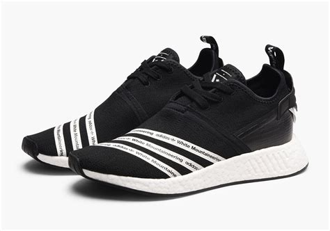 adidas nmd r2 white white mountaineering x adidas nmd r2 bb2978 sneaker bar