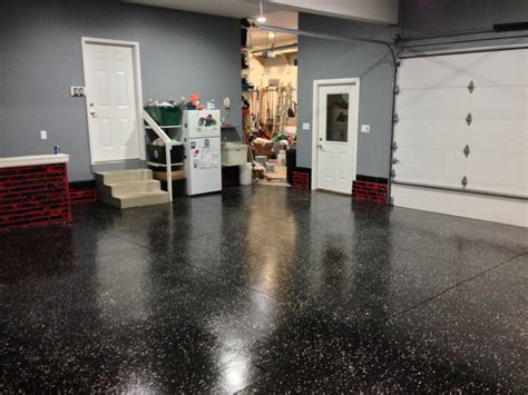 Epoxy Flooring For Garage & Commercial Floors