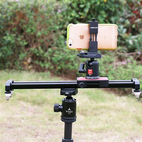 ulanzi cm phone video slider dolly portable