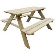 tisch kinder picknicktisch kinder spielzeug f 252 r drau 223 en ebay