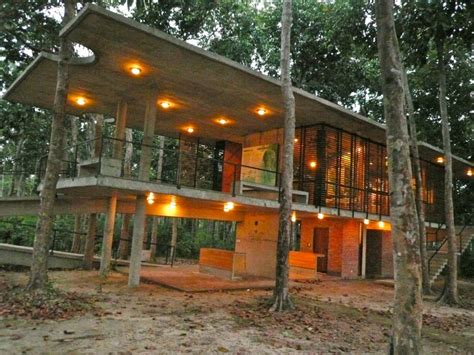 house centre decor nishorgo oirabot nature interpretation centre