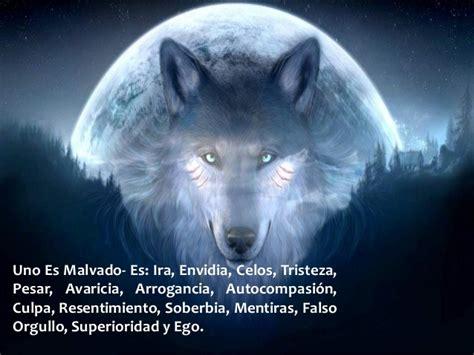 imagenes de lobos tristes reflexion dos lobos