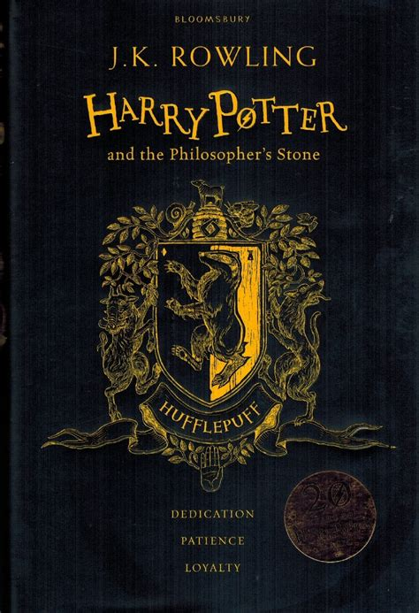 harry potter and the philosopher s hufflepuff