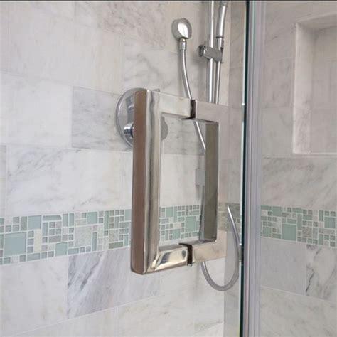 Shower Door Pulls by Shower Door Handles Frameless Shower Doors And Frameless Shower On