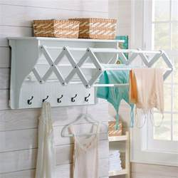 Accordion Clothes Dryer 5 Space Saving Drying Racks That Actually Look Cool