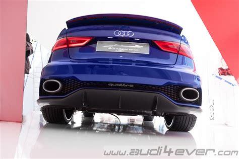 a4e Gallery Audi Concept Cars Audi A3 clubsport quattro concept LIVE