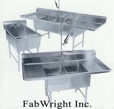 Standard Commerical Sinks