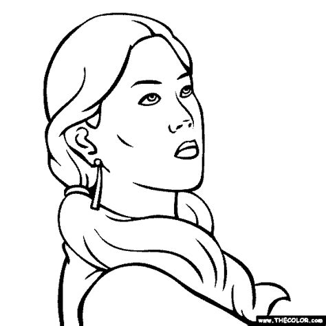 free coloring pages of michelle obama