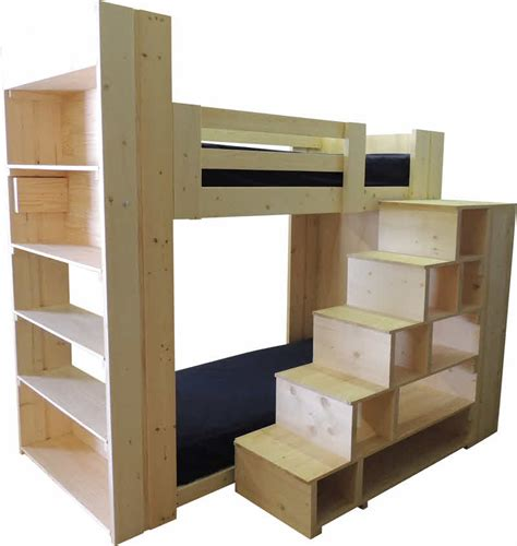loft bed bunk beds  kids youth teen college adults