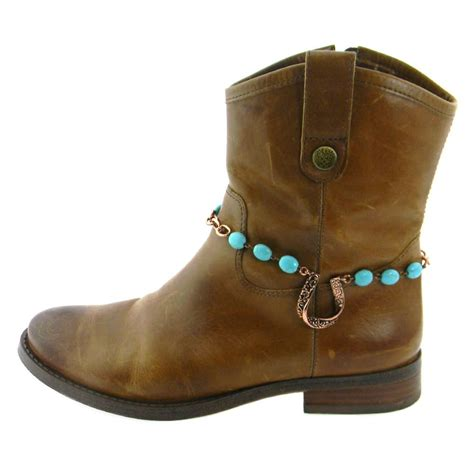 montana west boots dallas tx bot161105 01 cop horse shoe boot chain w tq beads chain