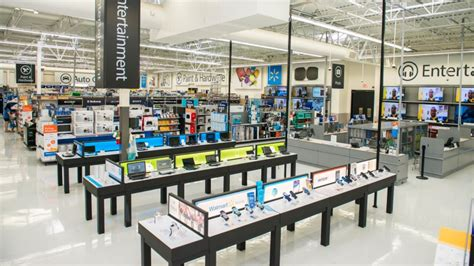 walmart electronics section walmart supercenters