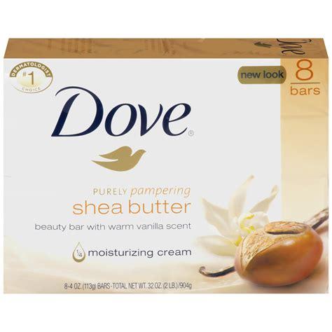Sabun Dove dove bar soap nourishing care shea butter 8 4 oz 114