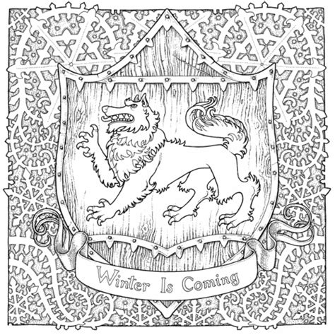 thrones coloring book stark of thrones images of thrones coloring book hd