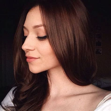 chestnut brown color 7 best toasted soft autumn makeup hair nails images on