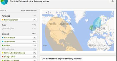 ancestry dna sle report the ancestry insider ancestrydna gets big update