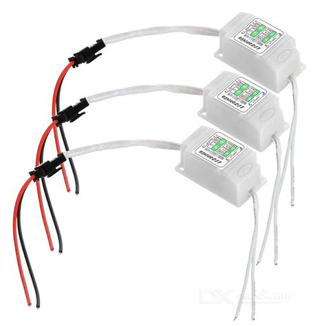 3 5 1w Led Driver 220v L Constant Current Transfor Berkualitas jrled external 1w dimming constant current power led driver ac 220v free shipping dealextreme
