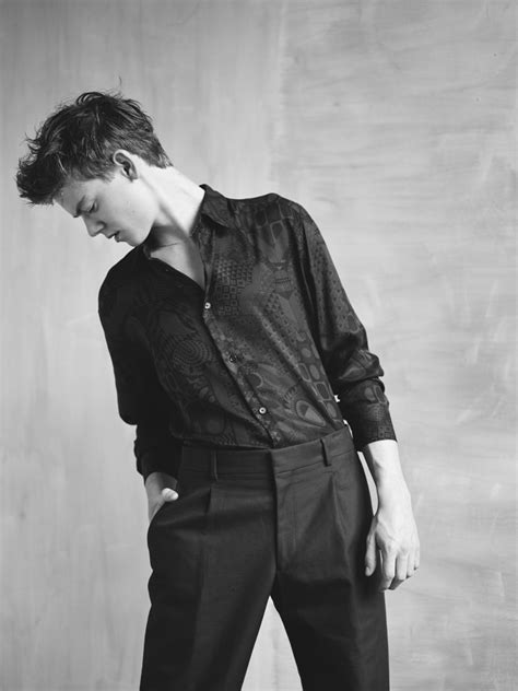 Thomas Brodie Sangster, Adult Actor - Interview Magazine