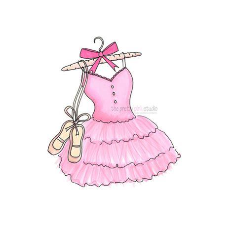 Piyama Pajamas Tsum2 Draw Pink dress drawing ballet drawing ballet print nursery wall