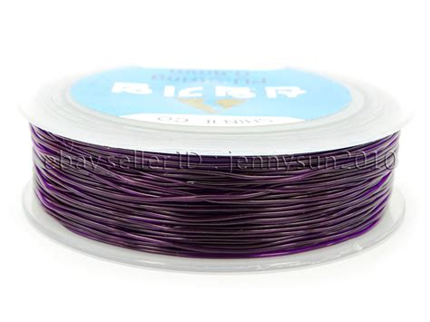 elastic thread for beading korean strong stretchy elastic wire cord thread for