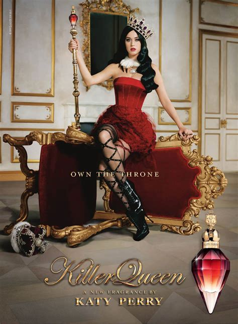 Parfum Killer Katy Perry katy perry launches killer perfume pursuitist