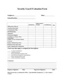 security evaluation form fill online printable