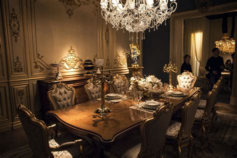 luxury     awesome dining rooms fit  royalty