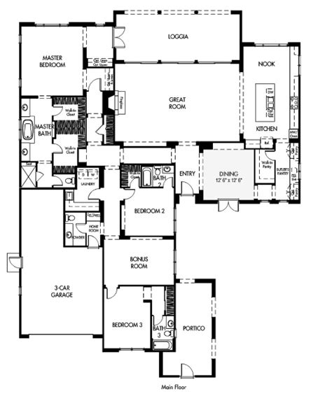 the grove floor plans new homes in granite bay placer luxury properties