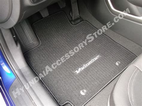 Hyundai Veloster Car Mats by Hyundai Veloster Accessories Hyundai Accessory Store