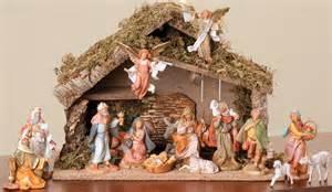 fontanini 5 quot italian nativity 6 piece figure set 54491