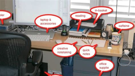 Things To Keep On Office Desk Ask Lh How Can I Maximise My Desk Space Lifehacker Australia