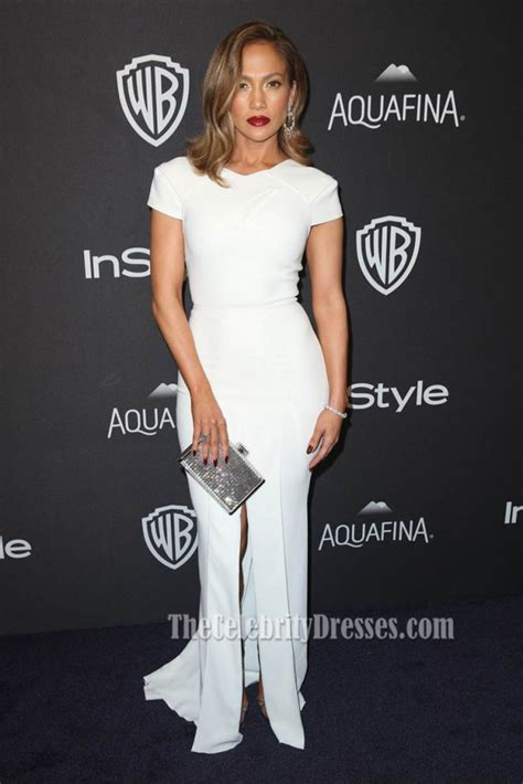 Lope Dress by 2016 Golden Globes Awards After White