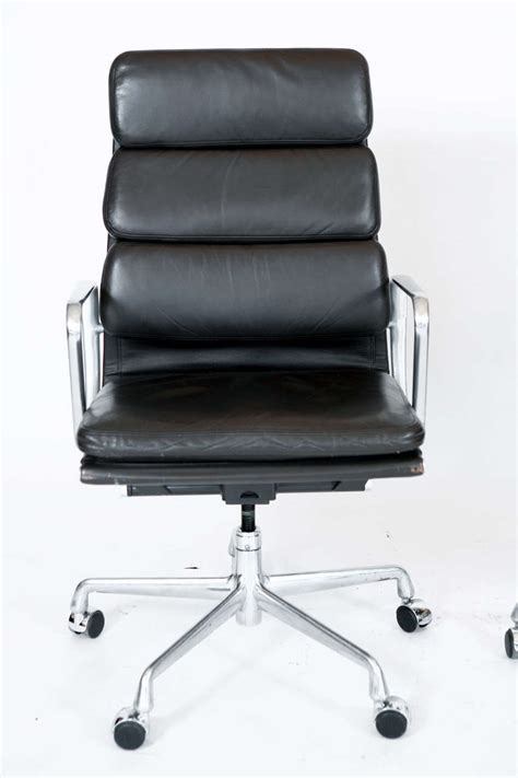 eames soft pad desk chair at 1stdibs