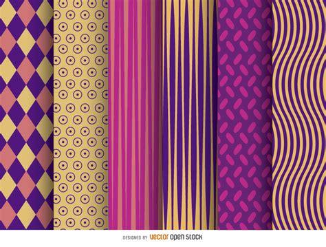modern wallpaper 6 modern wallpaper patterns vector