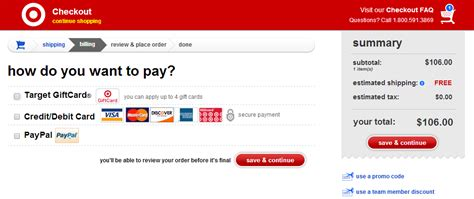 Target Red Card Gift Cards - how to use target visa gift card on paypal infocard co