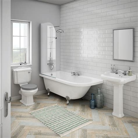 bathroom suites ideas appleby lh traditional bathroom suite victorian plumbing uk