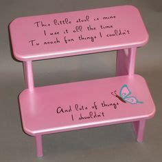 Stools All The Time by I Need To Make This For Avah So And She S