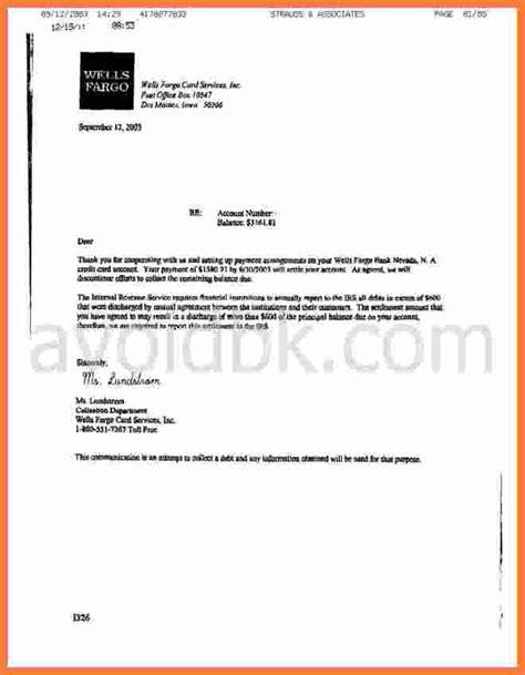 wells fargo settlement offer marital settlements information