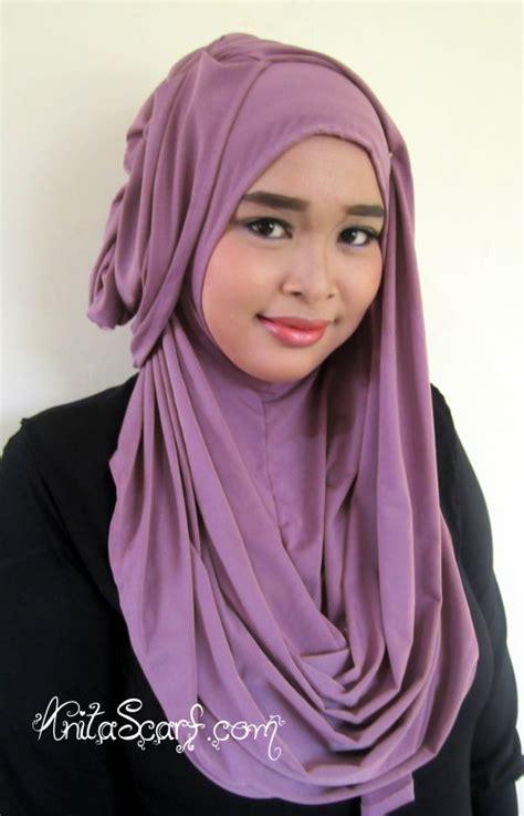 tutorial hijab pashmina ala dewi sandra hijab tutorial hanna dewi sandra di sinetron catatan