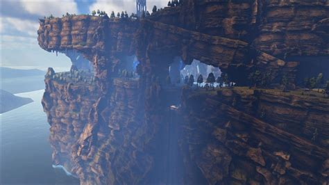 the edge of the edge of the world the center official ark survival evolved wiki